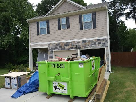 House Cleanup Dumpsters
