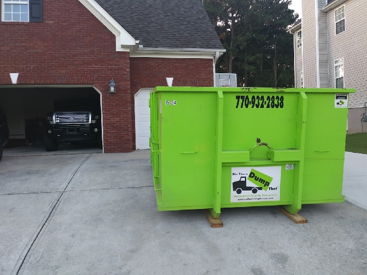 Roofing Project Dumpster Rentals